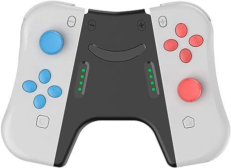 Mando para Nintendo Switch, Bluetooth Wireless Controller Gamepad Joystick Controlador De Reemplazo Izquierdo Y Derecho para Joy con: Amazon.es: Deportes y aire libre