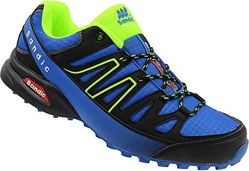 Noir Des Baskets De 46 41 Chausse Sport nr royal 2744 Chaussures Gr vert Hommes Pour Art YwOxW1WXHq