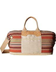 TOMS Womens Multi Stripe Weekender
