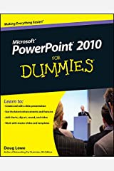 PowerPoint 2010 For Dummies Kindle Edition