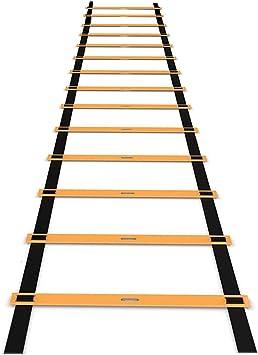 Escalera de entrenamiento de 8 m, 16 peldaños, escalera de ...