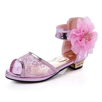 Filles Gzdshxz Enfants Sandales Princesse Chaussures CorBxed