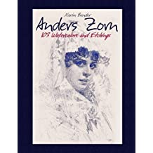 Anders Zorn: 103 Watercolors and Etchings
