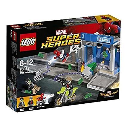 LEGO Super Heroes Atraco al cajero automático