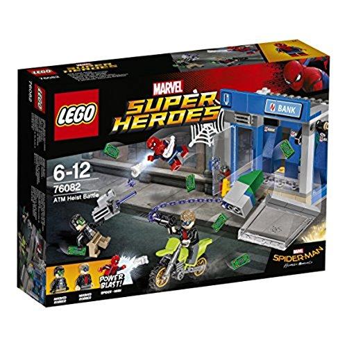Super Heroes - ATM Heist Battle