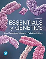 Essentials of Genetics, 10th Edition Front Cover