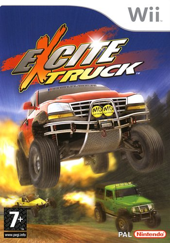 Nintendo Excite Truck | Wii