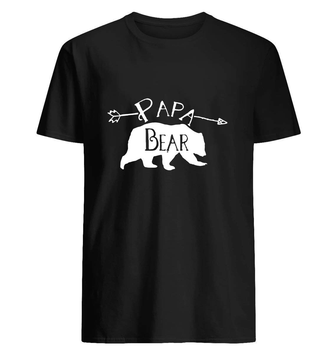 Papa Bear T-shirt, Papa T-shirt, Bear T-shirt 75 1