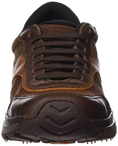 ART 1041 Memphis Link, Zapatos de Cordones Derby Unisex Adulto Marrón (Brown)