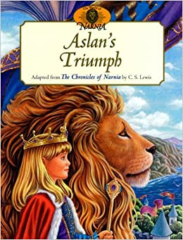 Aslan's Triumph (World of Narnia) by C. S. Lewis (1999-09-05)