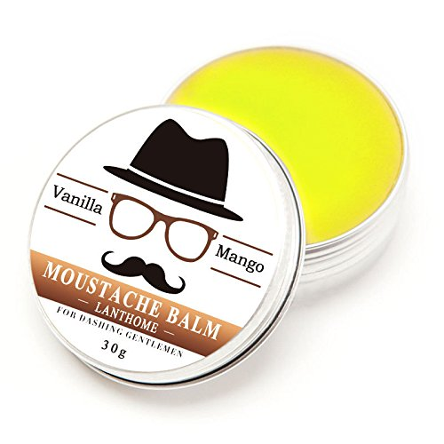 Other Accessories – Natural Oil Styling Moustache Wax Balm Beeswax Moisturizing Smoothing Beard – Mustache Climb Salve Full Ointment – 1PCs