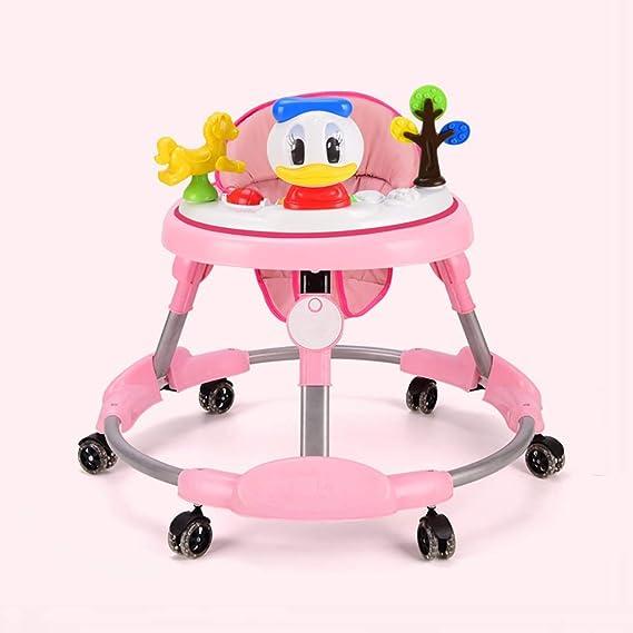 LFY Carrito para Caminante para bebés, antivuelco Plegable, bebé ...