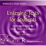 Listening Tests for Students, Teacher's Guide: Bk. 1: AQA GCSE Music Specification