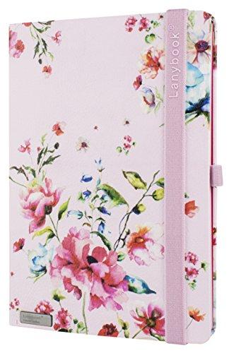 Lanybook Medium Journal: Summertime, Pink (7709530)