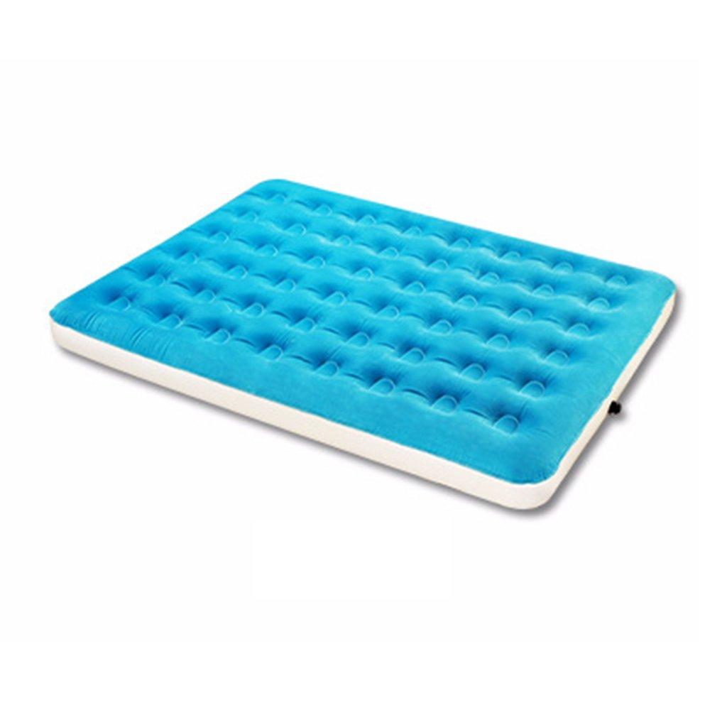 ZAQI Luftmatratze Doppelgröße-aufblasbare Bett-doppelte Größen-Luft-Bett-aufblasbare Matratze Mit Elektrischer Pumpe, Für Kampierendes Innenaußen- Oder Gast-Bett