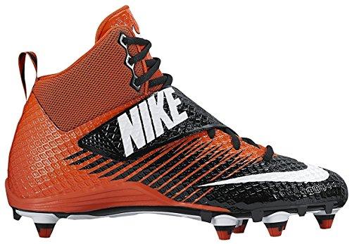PRO Black White TD Football Lunarbeast Mens team Nike Orange Cleats qHSwEYBWWg