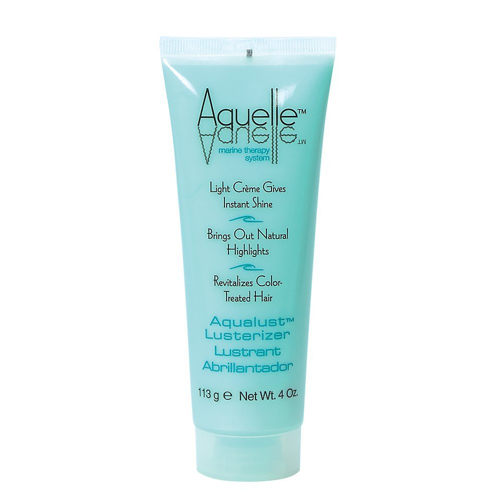 Amazon.com : Aquelle Creme Lusterizer Marine Therapy Aqualust 4 Oz Tube (2 PACK) : Beauty