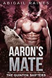 Aaron's Mate (The Quinton Shifters)