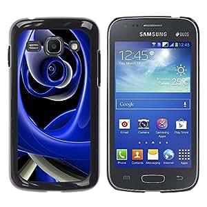 """For Samsung Galaxy Ace 3 , S-type Resumen Azul"""" - Arte & diseño plástico duro Fundas Cover Cubre Hard Case Cover"""