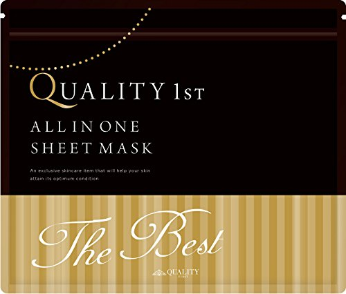 All In One Collagen Mask - Quality Fisrt All-in-One Sheet the Best 30 Sheets