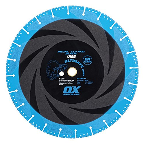 "OX Tools OX-USB-14-20 Ultimate Universal 14"" Superbrasive..."