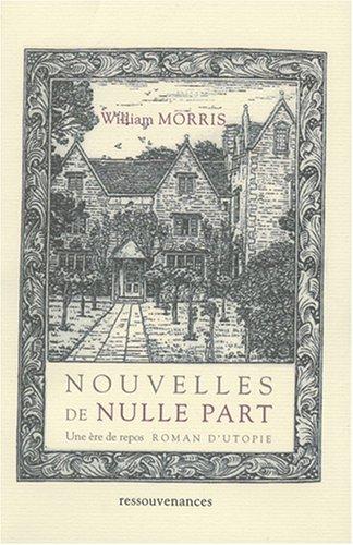 Nouvelles De Nulle Part [Pdf/ePub] eBook
