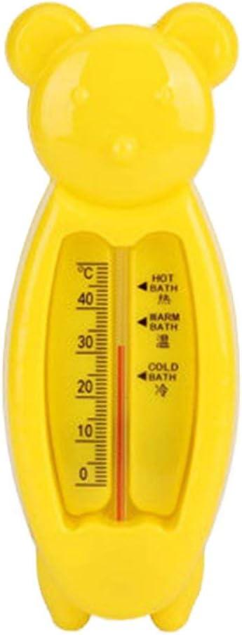 Ballylelly Term/ómetros de agua para beb/és Juguete Smart Baby Bathing Toys para ni/ños Childern Temperatura precisa Teller Bath Thermometers