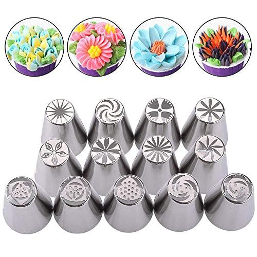 set russian tulip nozzles