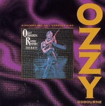 TRIBUTE (Digital remaster) - Ozzy Osbourne Randy Rhoads Tribute