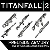 Titanfall 2 - Precision Armory Die-Cast Pilot Weapon Blind Bag Blindpick Collector's Edition Series 1