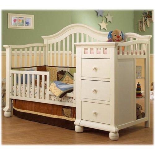 Sorelle Tuscany Mini Siderail Toddler Bed Conversion Kit, Espresso 129-E