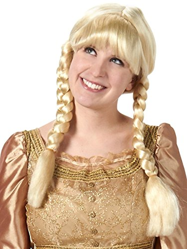 Forum Novelties Inga from Sweden Wig (Blonde)
