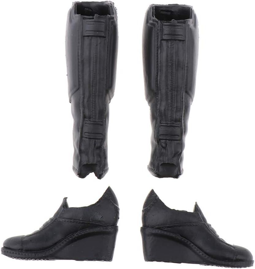 Hellery 1: 6 Zapatos de Botas de Zapatillas de Trail Running para ...