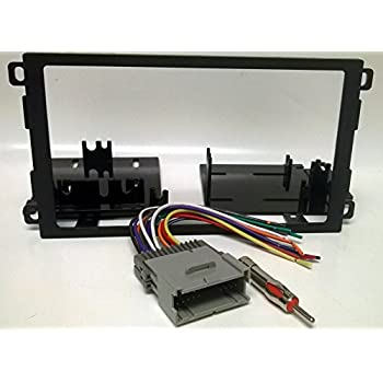 dash kit and wire harness for installing a new. Black Bedroom Furniture Sets. Home Design Ideas