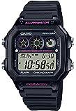 [カシオ]CASIO 腕時計 スタンダード AE-1300WH-1A2JF メンズ