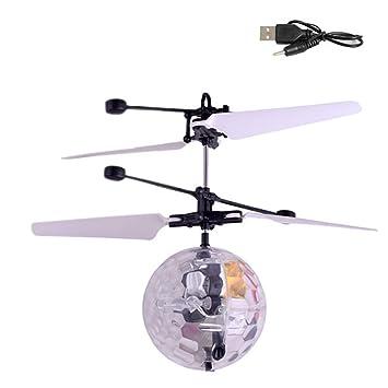 Infrarouge Drone Hilai Avec Induction Hélicoptère Volant Boule deCxoWrB