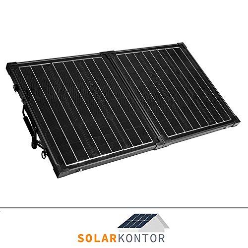 WATTSTUNDE® 80W Solarkoffer MONO WS80SK-S