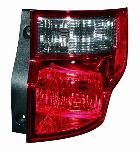 Depo 317-1990R-US1 Honda Element Passenger Side Tail Lamp Lens and Housing