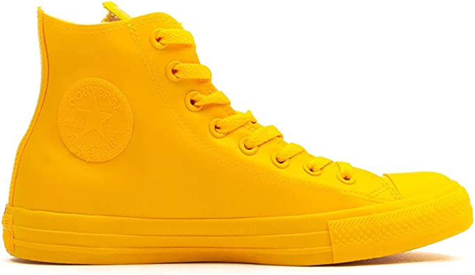 Converse Chuck Taylor All Star pour Femme High Rubber ...