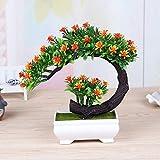 VDT. 2017 Artificial Flower Bonsai Tree for Sale Floral Decor Simulation Flores Artificiais Desktop Display Fake Plant Home Decor