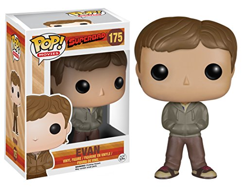 Funko POP Movies: Superbad Evan Action Figure 2