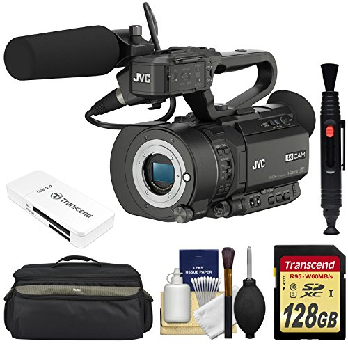 JVC GY-LS300CHU Ultra 4K HD 4KCAM Super 35 Pro Camcorder for sale  Delivered anywhere in USA