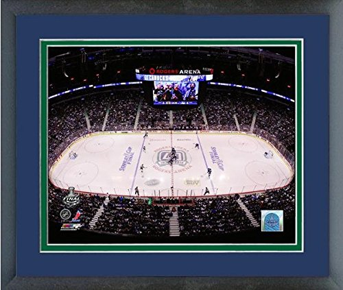 Rogers Arena Vancouver Canucks NHL Stadium Photo (Size: 22.5