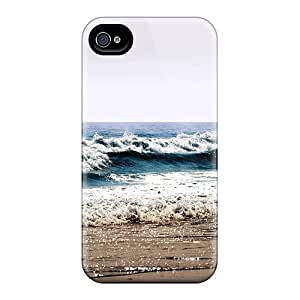 Tpu Protector Snap MyvjO15429BHRoE Case Cover For Iphone 4/4s