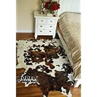 RODEO Superior Cowhides Rug Large Size