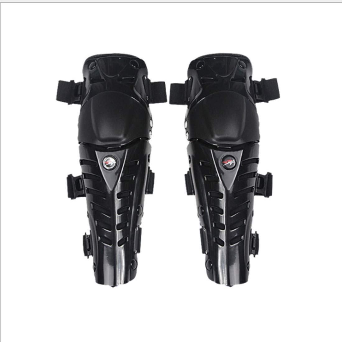 ERSD Motorrad Kniesch/ützer Erwachsene Atmungsaktiv Einstellbar Aramidfaser Motocross MTB Schienbeinschoner zum Reiten Radfahren Skaten Extremsport Qualit/ät Schutz Sicherheit Wiederherstellen Langlebig