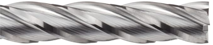 TiCN Finish 2-5//16 Length 2 Flute Regular Length YG-1 15011HC .2756 HSS End Mill