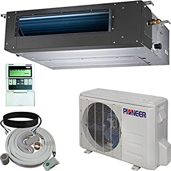 Pioneer Ductless Mini Split Air Conditioner Manual