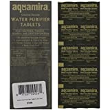 AquaMira Military Water Purifier Tablets, Chlorine Dioxide, Pack of 50