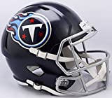 Tennessee Titans 2018 Logo Riddell Speed Mini